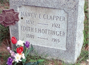 Clapper and Hottinger head stone.scan0001(1)