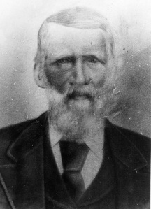 John Henry Wilson - Teacher and Justice of the Peace