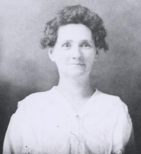 Lizzie (Wilson) Palmer